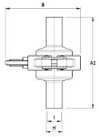 TSS6-TSS7 Kondensatavledare uppbyggnads serier Image