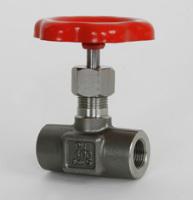 Nålventil av rostfritt stål SS 2383 Pn 400 Image