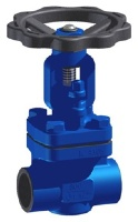 "ZK800 Gate valve with rising stem DN 1/4""-2"" Image"