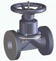 G.S.51 DIN REG Diaphragm valve Image