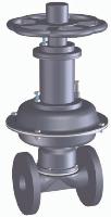 G.S.54 FB REG Diaphragm valve Image