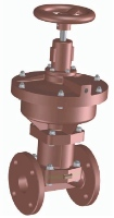 G.S.52A HW Diaphragm valve Image