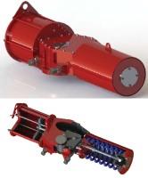 Pneumatic Actuators Heavy Duty Image