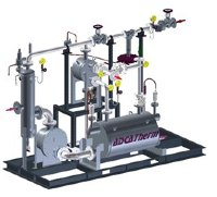 Adcat therm FRECO – Flash steam heat recovery unit Image