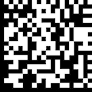 tabliczki znamionowe - ilustracja 1 - Data Matrix