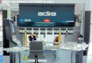 adira BlueBender, Autmex, elektryczne prasy krawędziowe