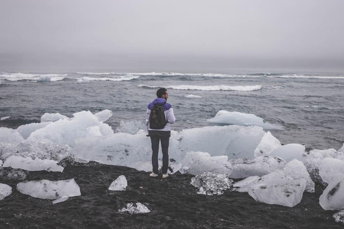 Sur la route des glaciers en Islande : Jokulsarlon et Fjallsarlon - Jour 4