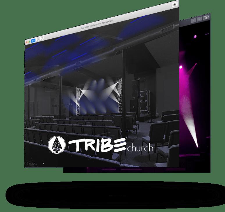 church stage lights stage lighting