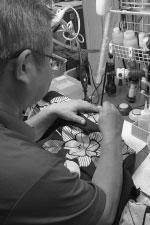 北杜市:クリーニングうみの復元加工