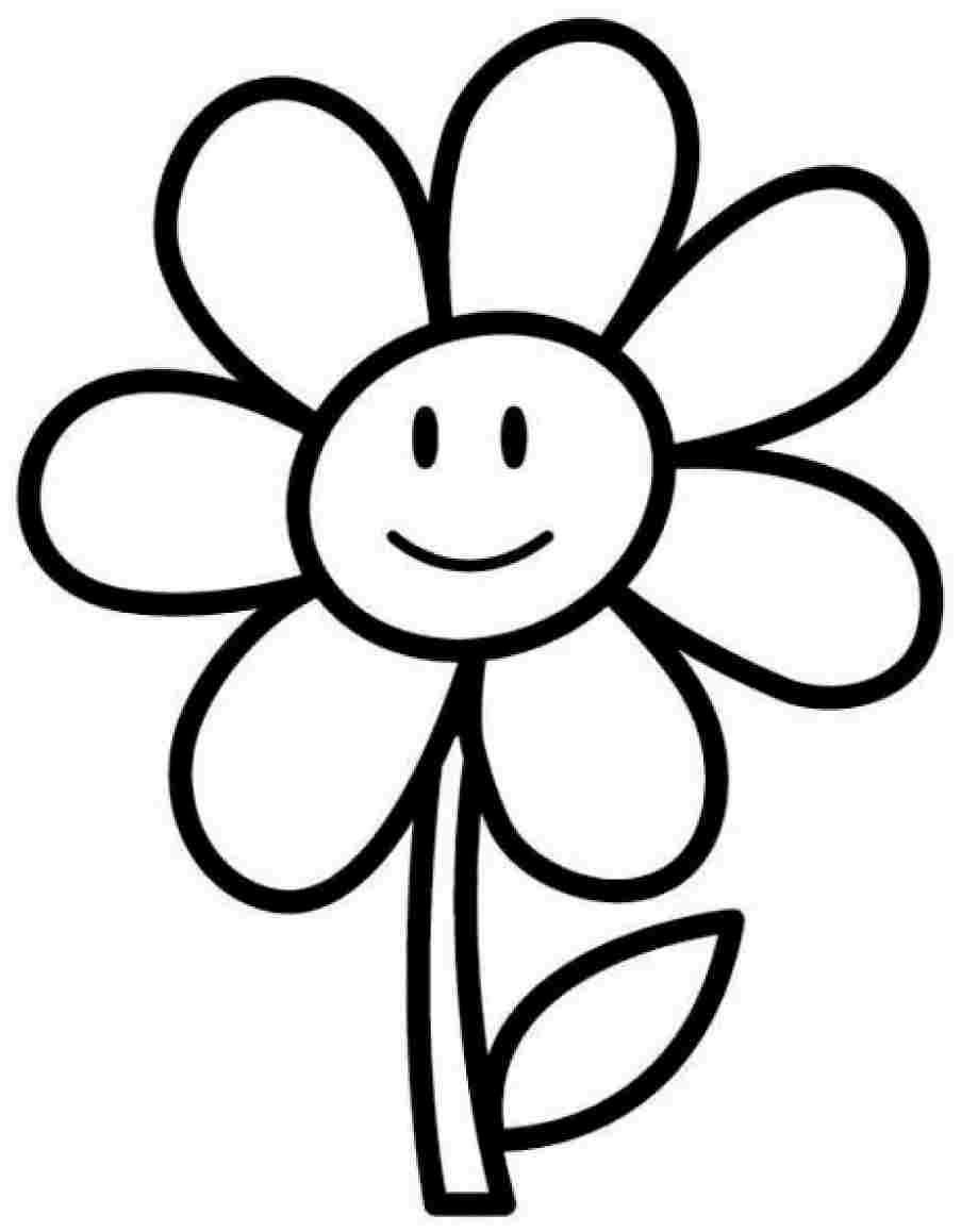 flower for kindergarten