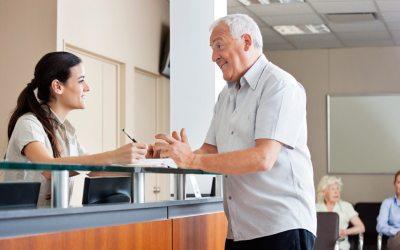 GP Receptionist Communication Skills Workshop