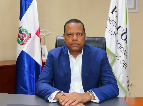 Director Ejecutivo de Pro Consumidor, Dr. Eddy Alcántara