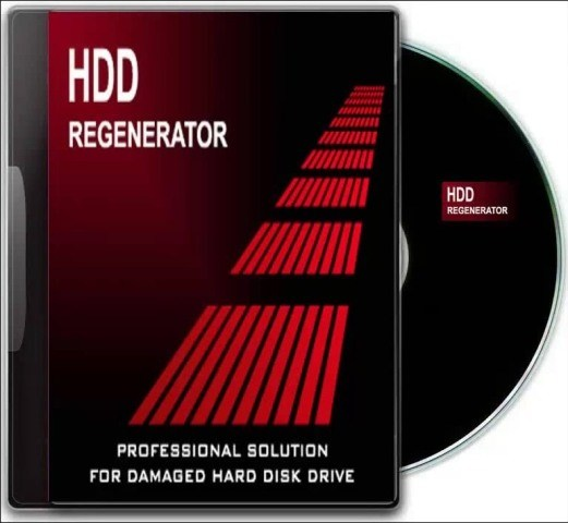 HDD Regenerator Crack With Serial Number Free Download