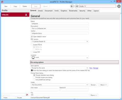 novaPDF Pro 11.1 Build 181 Crack + Full Key 2021 Download