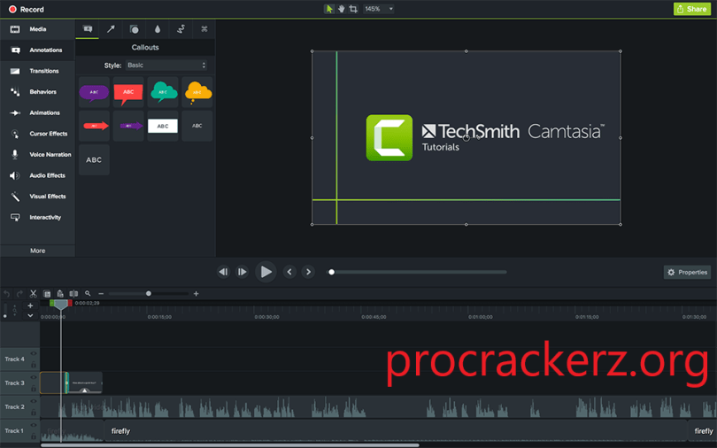 Camtasia Cracked Latest