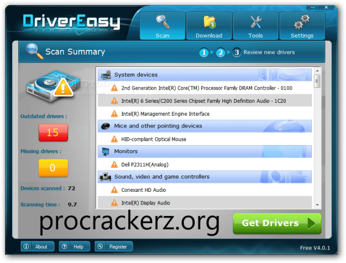 Driver Easy Pro Cracked 2020
