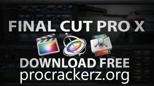 Final Cut Pro X/Logo-procrackerz.org
