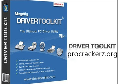DriverToolkit 8 6 0 1 Crack + Keygen With License Key [Updated] 2019