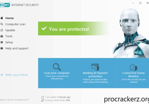 ESET Internet Security Cracked 2021