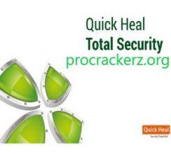 Quick Heal Total Security Crack 2021