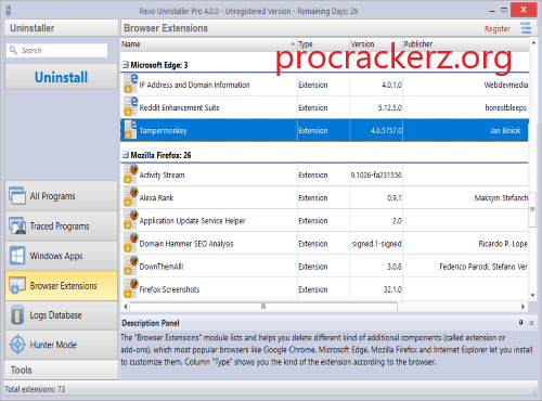 Revo Uninstaller Pro Cracked 2021