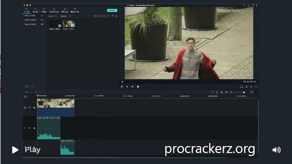 Wondershare Filmora Cracked 2021