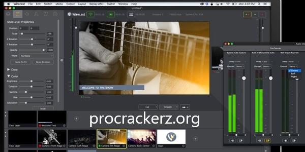 Wirecast Pro Cracked