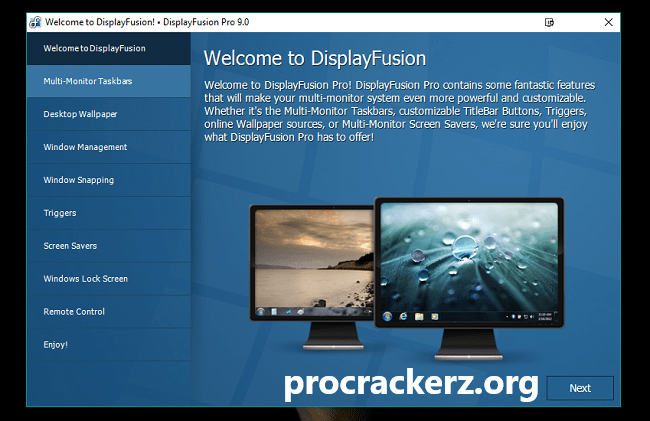 DisplayFusion Cracked 2021