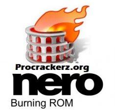 Nero Burning ROM Crack 2021