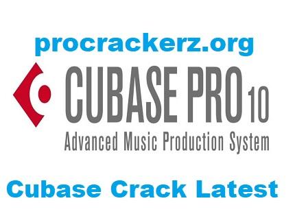 Cubase crack 2021