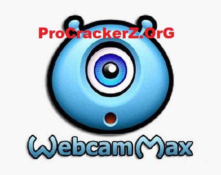 WebCamMax Crack 2021