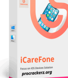 Tenorshare iCareFone Crack 2021