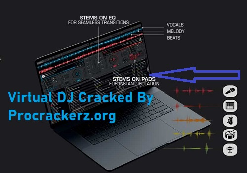 Virtual DJ 2021 Cracked