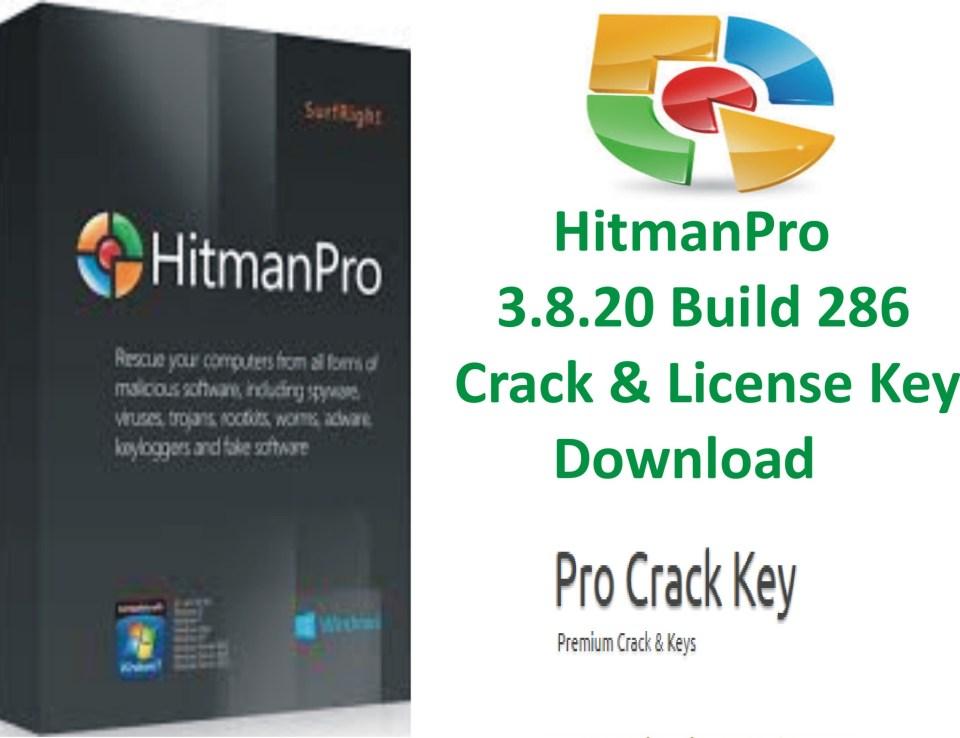 HitmanPro 3.8.20 Build 286 Crack & License Key Free Download