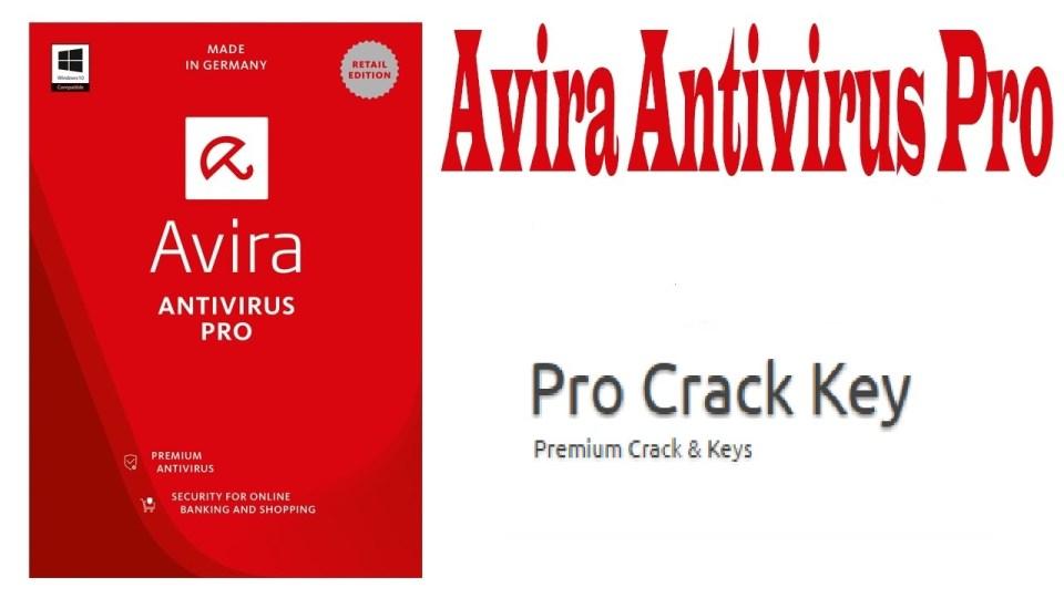 Avira Antivirus Pro 2017 Crack Full Serial Key Free Download