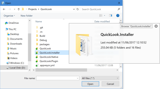 QuickLook 0.3.5 2018 Crack & Serial Key Download Free