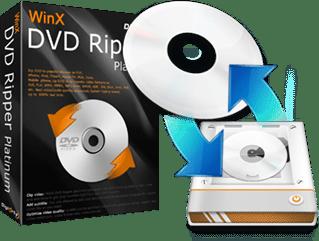 WinX DVD Ripper Platinum 8.5.1.192 Crack & Serial Key Download