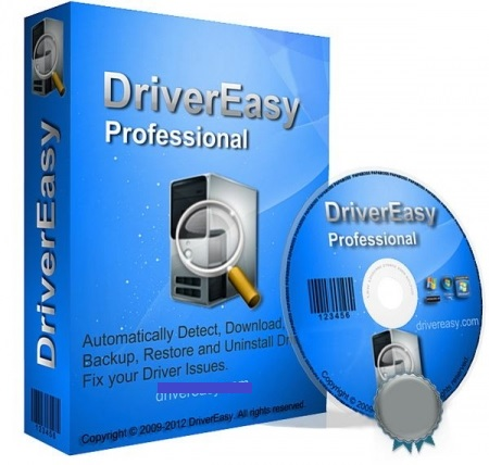 DriverEasy Professional 5.5.3 Crack & Serial Keys Download
