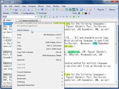 EmEditor Professional 17.1.0 Crack & Serial Keys Download [Portable]