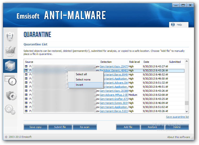 Emsisoft Anti-Malware 2017.7.0.7838 Crack & License Key Download