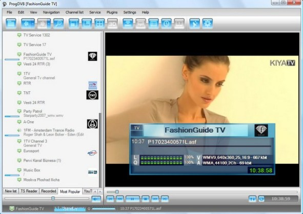 ProgDVB Professional 7.20.2 Crack Download With Serial Keys Free
