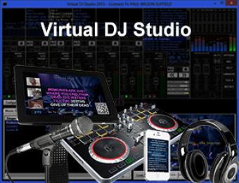 Virtual DJ Studio 7 8 5 2018 Crack & Serial Key Free Download