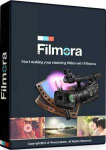 Wondershare Filmora 8.5.3.4 Crack & Keygen Download