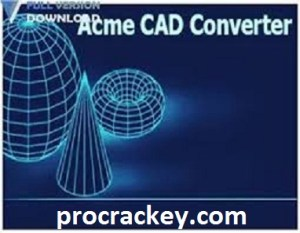 Acme CAD Converter MOD APK Crack