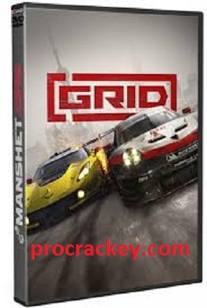 GRID MOD APK Crack