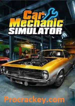 Car Mechanic Simulator MOD APK Crack