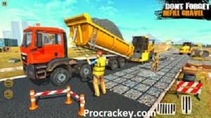 City Road Builder MOD APK Crack