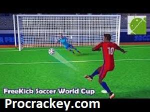 FreeKick Soccer World MOD APK Crack