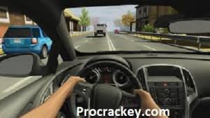 Racing in Car MOD APK Crack