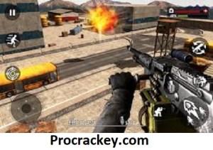US Modern Shooting Arena MOD APK Crack